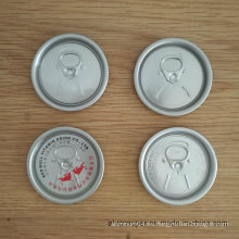 500ml Cerveza 2PCS Puede con 57mm 206 Rpt Eoe tapas de aluminio