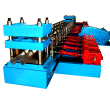 2 Two waves high road way guard rail roll forming machine