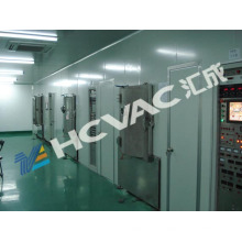 Machine de revêtement d'ions multi-arc sous vide pour le métal argenté en céramique