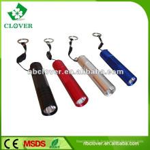 12000-15000MCD avec sangle mini lampe de poche à LED à bas prix