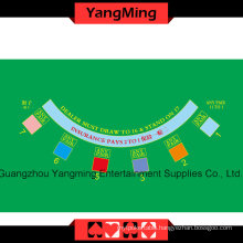 Blackjack Table Layout 7 Person (YMGT01G-1)