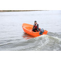 Popular Sale Light Weight 3.1m Small Fishing Boat PE Plastic Boats