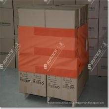 Palet Wrapz reutilizable Película alternativa de empaquetado con envoltura retráctil