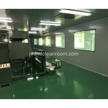 Cleanroom Tanzania Food Factory