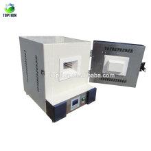 1.9 Liter 1200C High Temperature Muffle Furnace For Laboratory Equipment