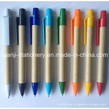 2015 Hot Selling Paper Ballpoint Pen (E1006)