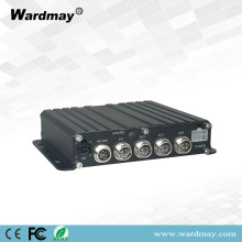 H.264 4-in-1 4CH 720P MDVR