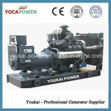 Deutz Marca del motor 200kw / 250kVA Electric Diesel Generator Generación de energía