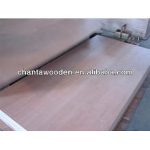 Contrachapado comercial del mejor precio del grado de los muebles 12m m