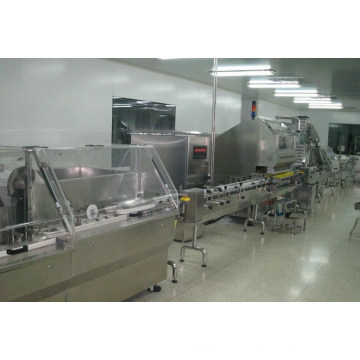 Hot Tablet/Capsule Counting and Packing Machine Line (SF-12)