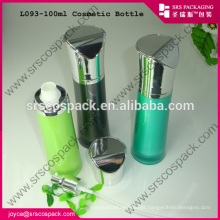 China Garrafa Loção Big Capacity 100ml Para Creme Corpo Garrafa Acrílica Azul Garrafa