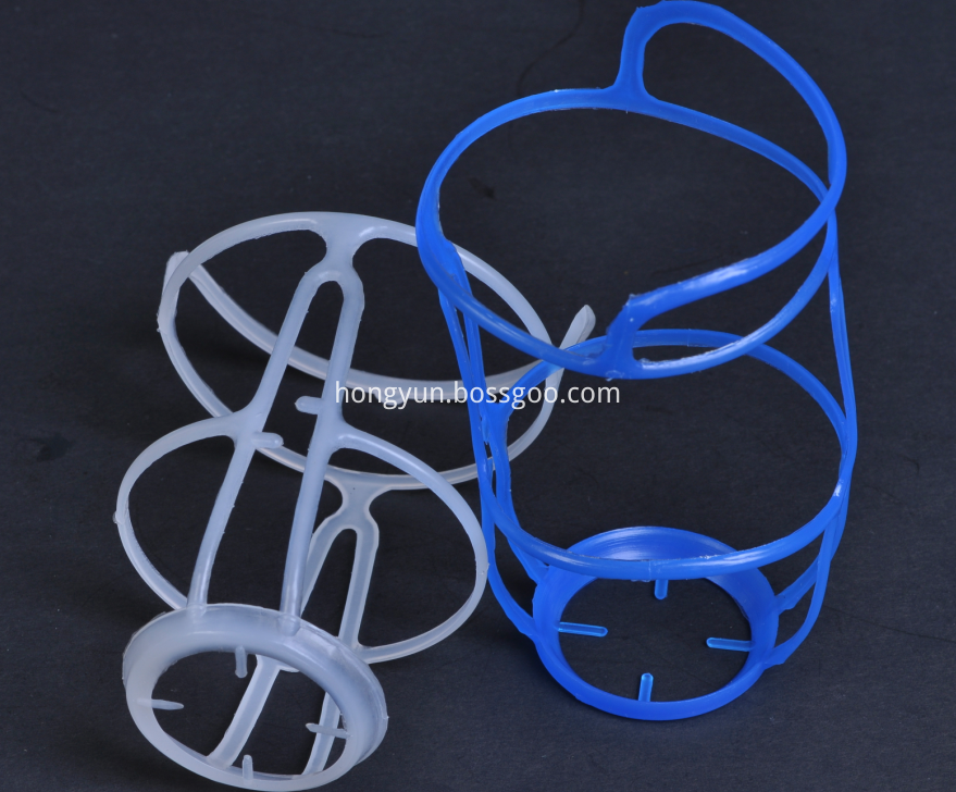 Blue Plastic Infusion Hanger