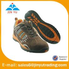 Casual Style Schuhe braunes Leder für Herren