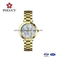 Montre à Quartz classique pour Mesdames Bracelet montre