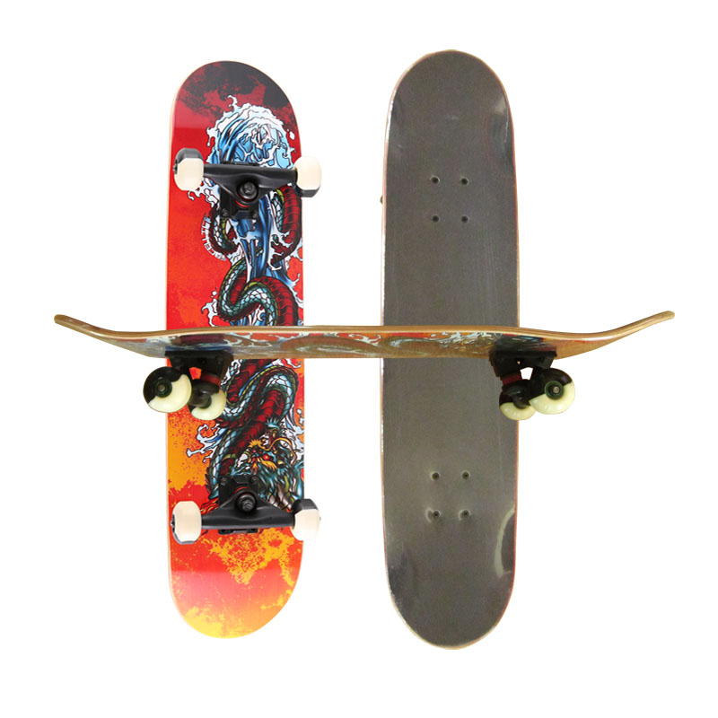 Canadian Maple Skateboard