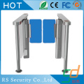 RFID Reader Laboratory ESD Glass Turnstile System