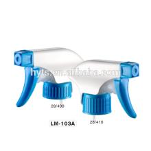 28/400 28/410 plastic colored trigger sprayer