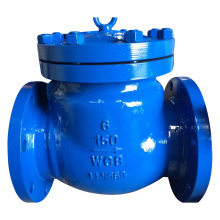 ANSI/Amse Flanged Swing Check Valve, Cast Steel