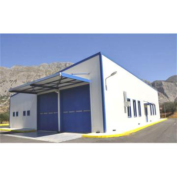 Entrepôt préfabriqué de structure en acier de cadre de portail (KXD-SSW5)