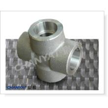 Cruz de Parafuso de Aço Inoxidável En / DIN (1.4462, X2CrNiMoN22-5-3)