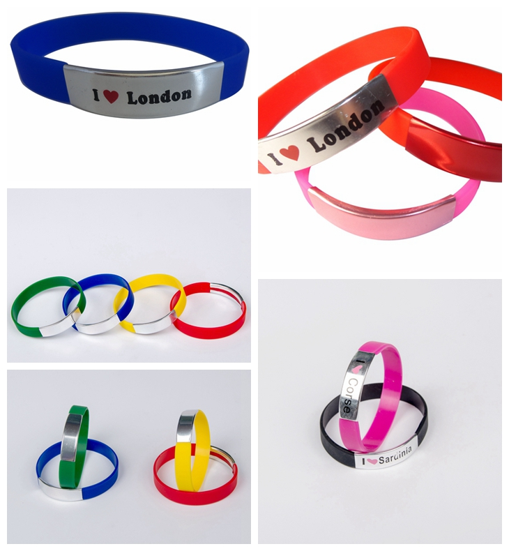 metal wristbands
