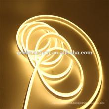 O brilho alto quente 8 * 16mm da venda quente conduziu as luzes de néon do tubo das tiras do IP67 impermeáveis
