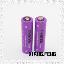 3.7V Xiangfeng 14500 700mAh 7A Imr Batteries rechargeables au lithium rechargeables pour Vaping
