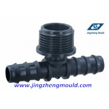 PP 20mm Male Tee Pipe Fitting Mould/Moulding