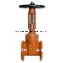 Shipbuilding Cast Iron 5k Screw Globe Valve