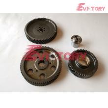 VOLVO D4D idle timing gear crankshaft camshaft gear
