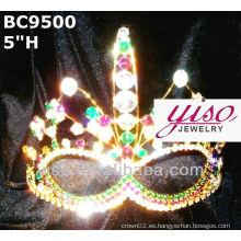 Gran corona de máscara y tiara