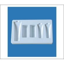 Custom Clear Blister Packing Tray for Cosmetics, Transparent Plastic Blister Tray
