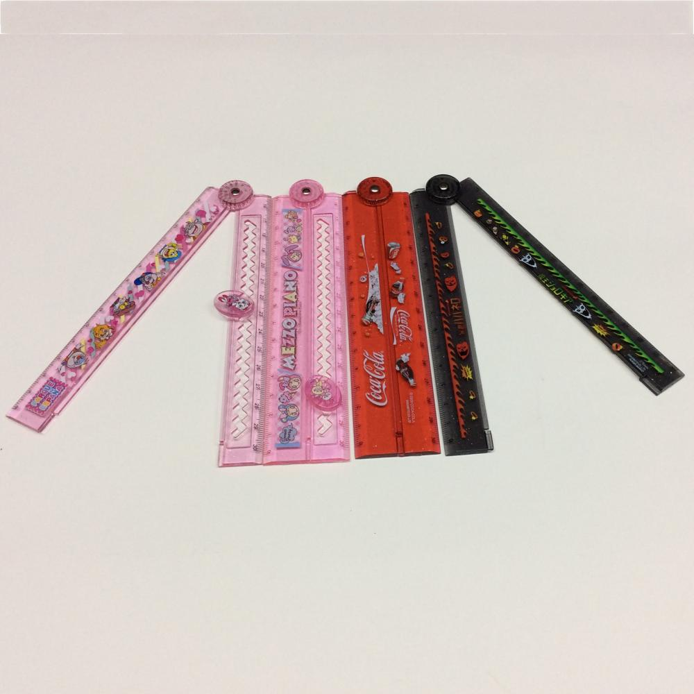 Plastic Folding Cartoon Ruler