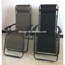 folding reclining beach chair