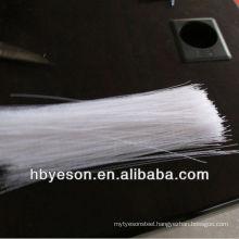 pp crimped fiber/filament