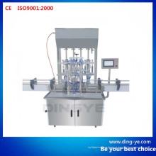 Автоматическая машина для наполнения линейной пастой (серии GT)