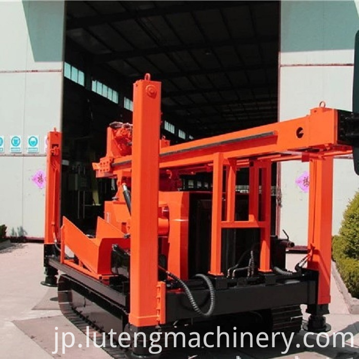 Pneumatic Drilling Machine