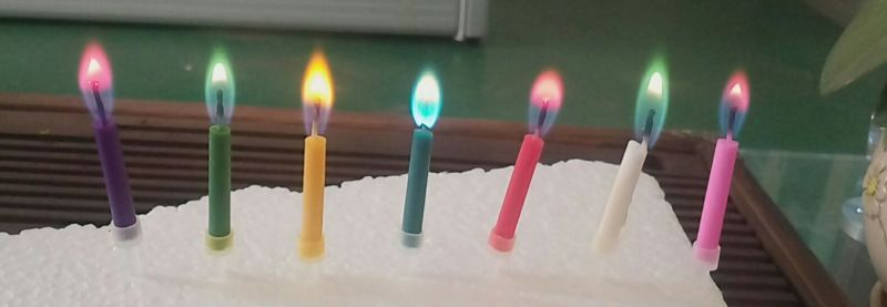 Birthday Candles Cheap Scented Candles