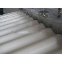 PVC Corrugated Wave Sheet Extrusion Production Line (SJ80)