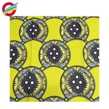 Pure polyester veritable african wax block prints fabric sale