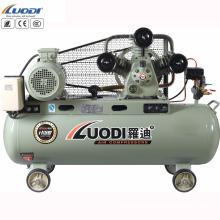 Riemengetriebener Luftkompressor 3 Zylinder Wechselstrom 3 Phase