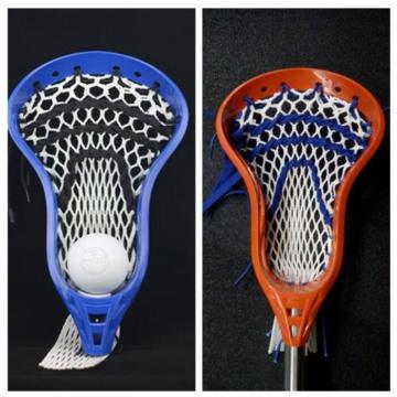 Lacrosse Head with Players Pocket