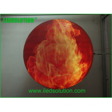 Neue Produkte Kugel LED-Anzeige P4.8 LED Ball