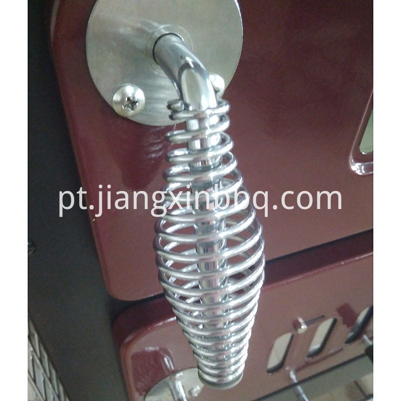 BBQ Heavy Duty Spring Handle