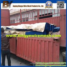 Métal perforé enduit de PVC pour la clôture de vent / poussière