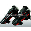 Brace Style Adult ATV Biker Motocross Motorcycle Off-road Knee Guards Pad Black and Red Color