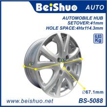 Cubo de alta qualidade da roda do carro da peça do automóvel da fábrica dourada