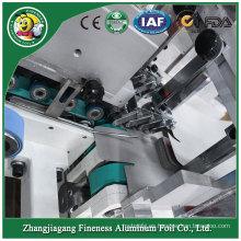 Máquina de encuadernación de bolsita de alta velocidad con estilo de alta calidad