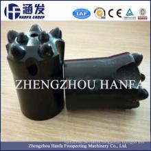 Tungsten Carbide Taper Shank Button Drill Bit for Rock Mining