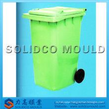 plastic garbage bin mould